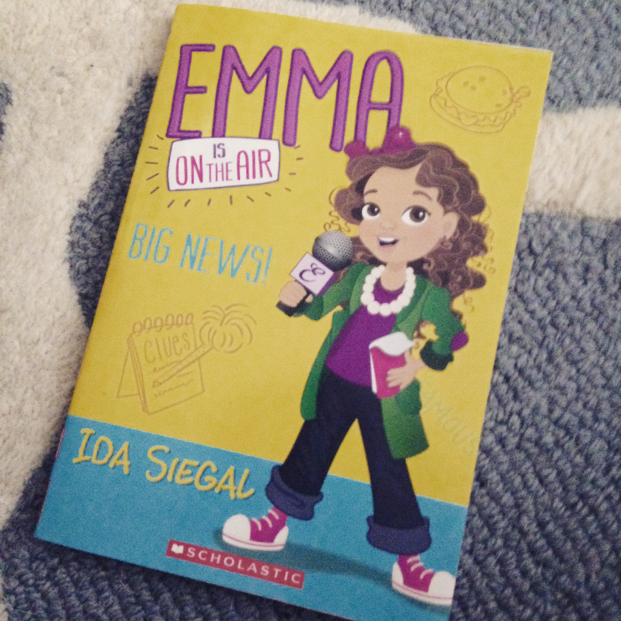 Children's Book Review: Emma on the AIR