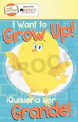 For Your Kids Summer List! I Want to Grow Up/Quiero Ser Grande