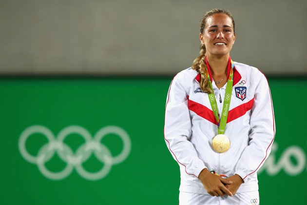 The Example of Monica Puig