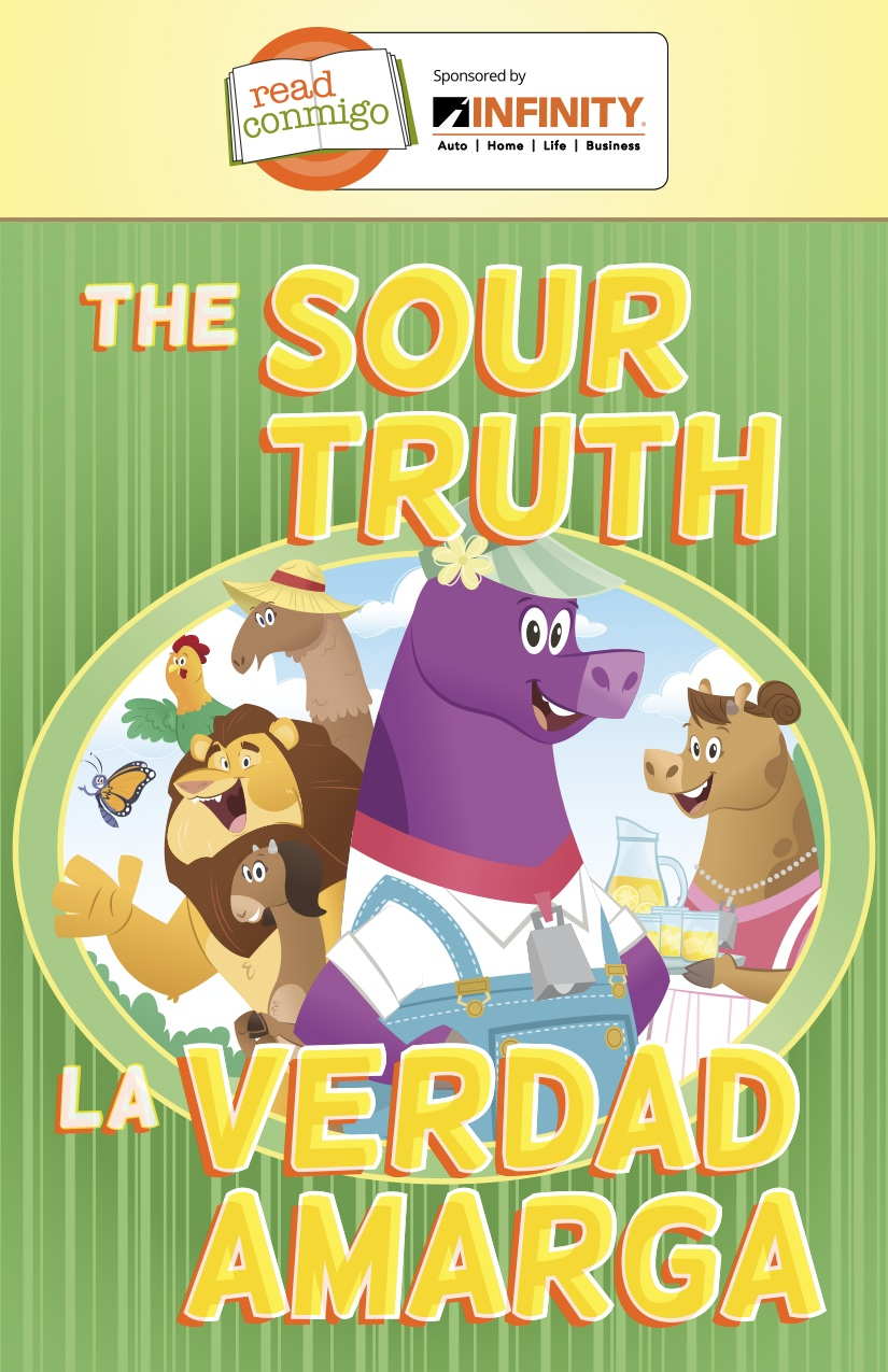 The Sour Truth– One more book to add for your kids' summer list